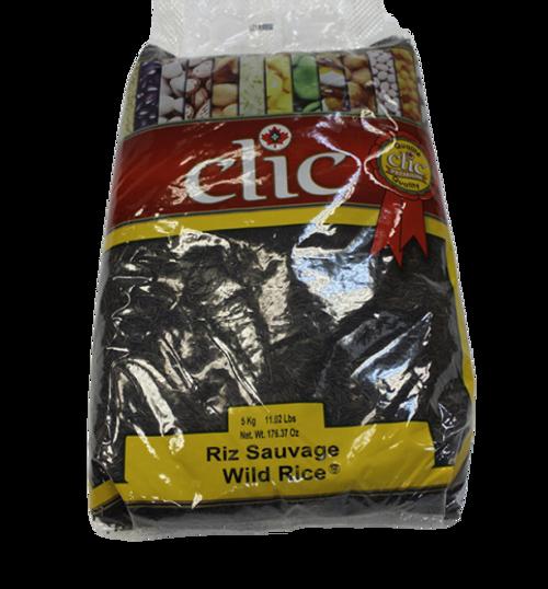 Clic Wild Rice 5kg