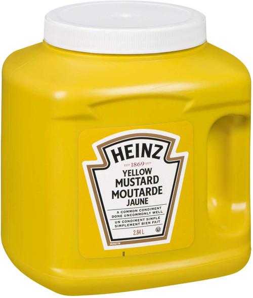 Heinz Mustard Plastic 2.84L