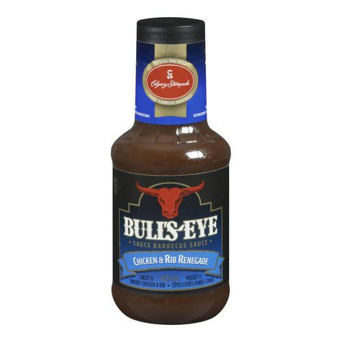 Bull's-Eye Chicken & Rib Renegade BBQ 425mL