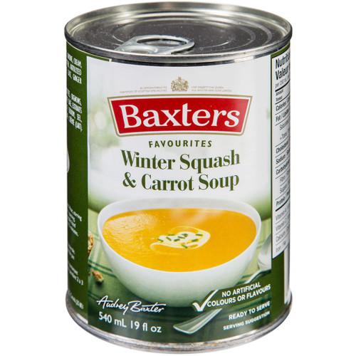 Baxter Winter Squash & Carrot  540mL