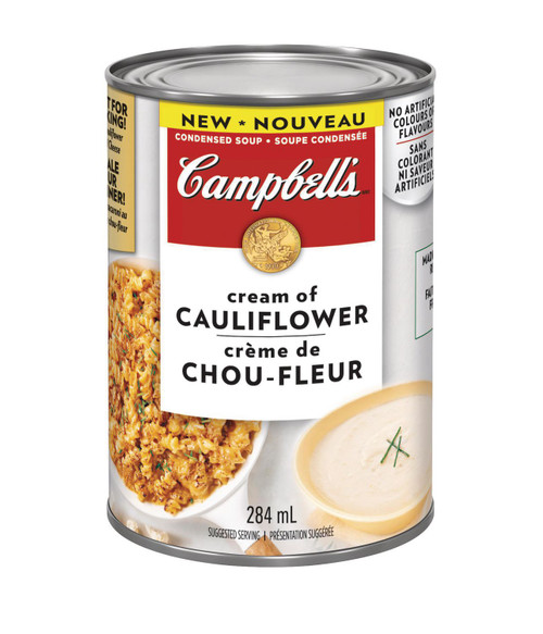 Campbell' Cream of Cauliflower 284ml