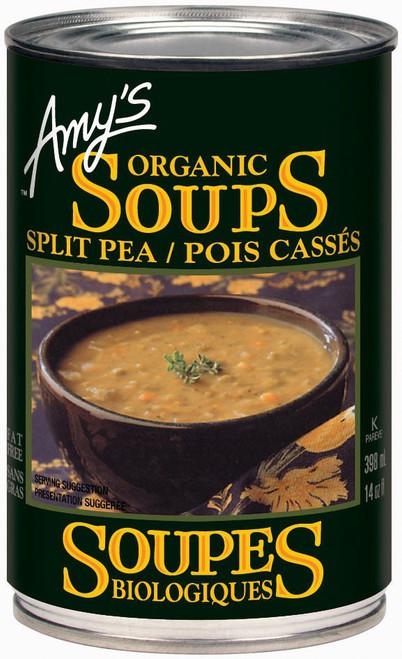 Amy's Kitchen Organic Split Pea Soup 398mL