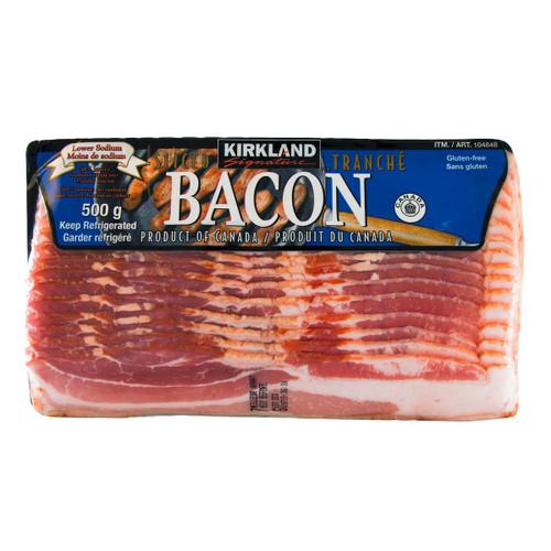 Signature Low Sodium Bacon 4x500g