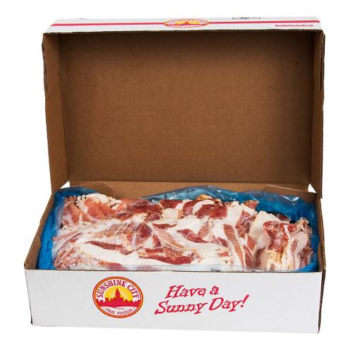 Sunshine City Naturally Smoked Frozen Economy Bacon 5kg