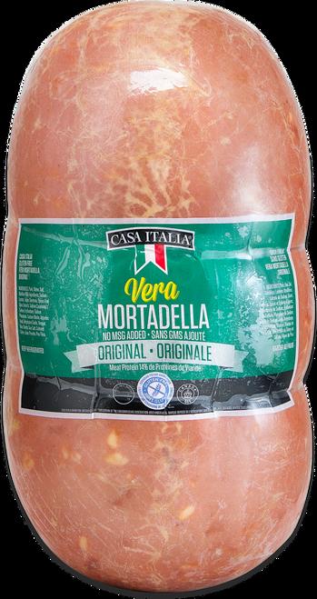 Casa Italia Of Vera Mortadella Original (Unsliced) /kg