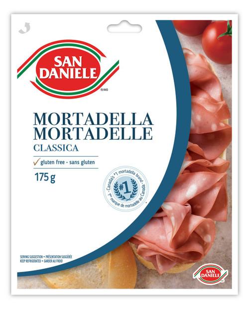 Gluten-Free San Daniele Sliced Mortadella 175g