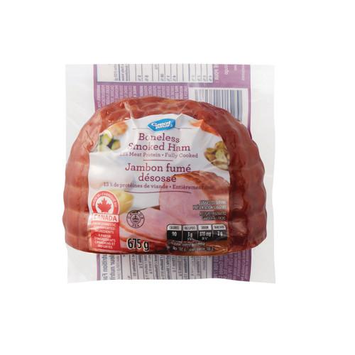 Boneless Smoked Ham (Unsliced) 675g