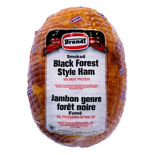 Brandt Whole Black Forest Ham (Unsliced) ~3.5kg /kg