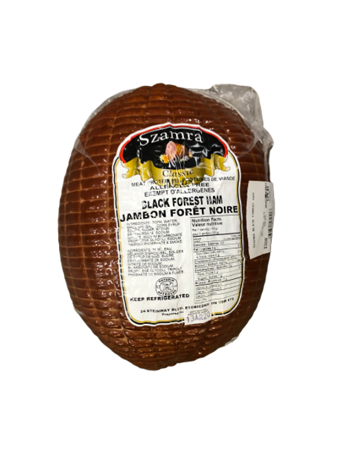 Delfresh Black Forest Ham (Unsliced) ~3kg /kg