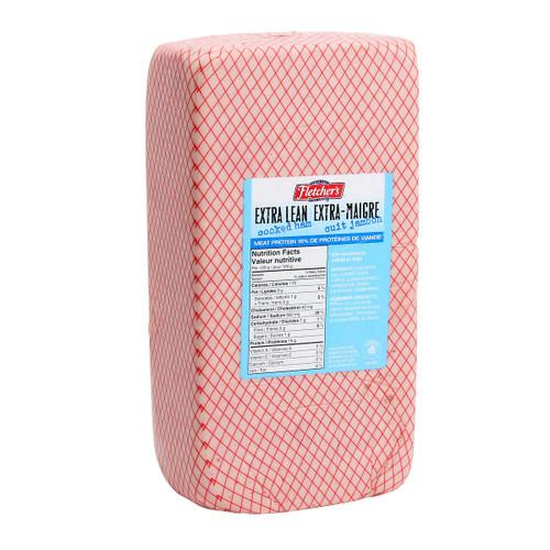 Fletcher's Extra Lean Cooked Ham (Unsliced) ~5kg /kg