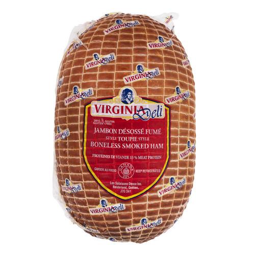 Virginia Deli Whole Toupie Style Ham (Unsliced) ~5kg /kg
