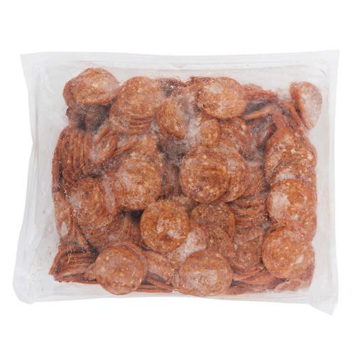 Solmaz Frozen Sliced Halal Pepperoni 2kg
