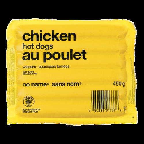 NN Chicken Hot Dogs 12's