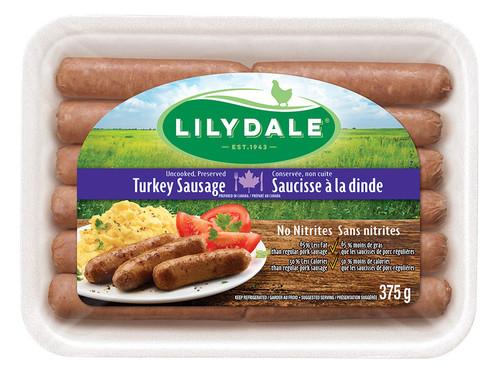 Daystarters Breakfast Turkey Sausage 375g