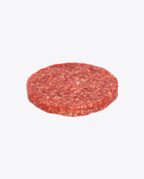 Butcher Shoppe Burger 8oz 20pcs