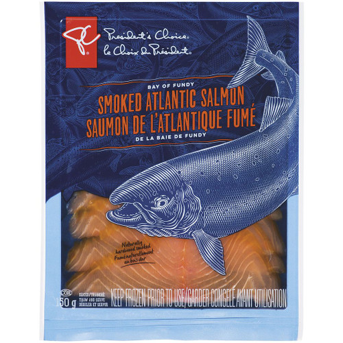 PC Smoked Atlantic Salmon 150g
