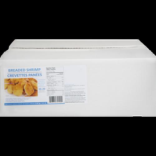 Breaded Shrimp 16-20 2.04kg