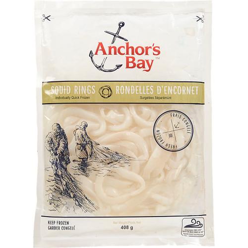 Anchor Bay Squid Rings 408g