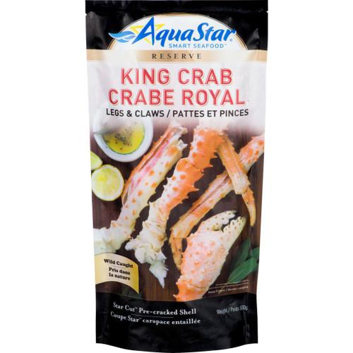 Aqua Star King Crab Legs 500g