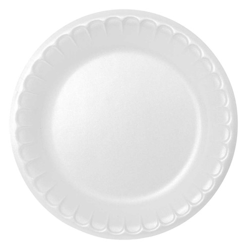Pactiv 9-in Foam Plates 4 packs of 125
