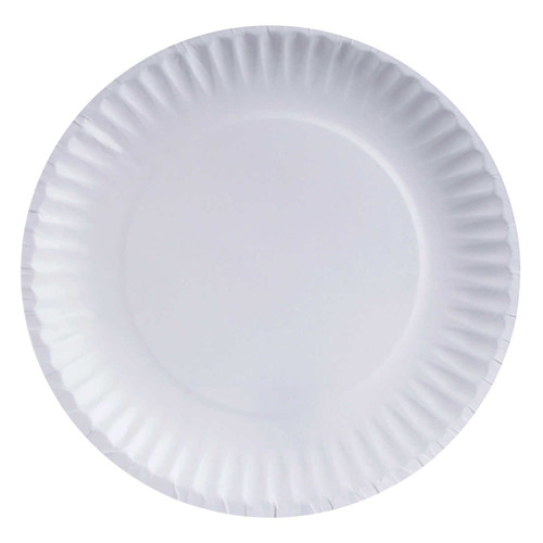 Green Label 9-in Pizza Paper Plates 12 packs of 100