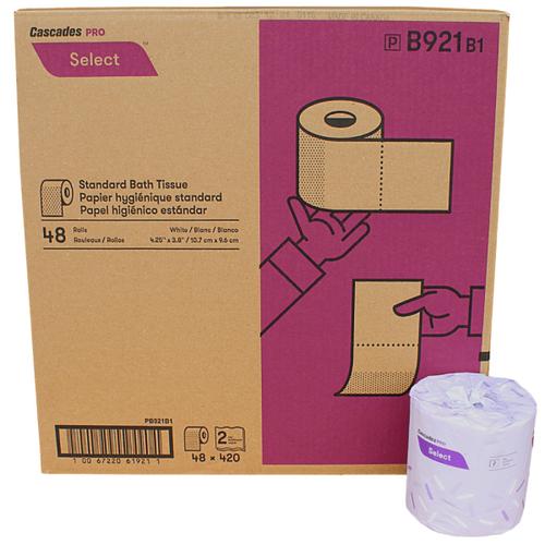 Bathroom Tissue 2ply 420sheets 48rolls