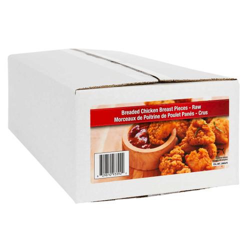 Golden Maple Frozen Breaded Chicken Breast Bites 2x2 kg