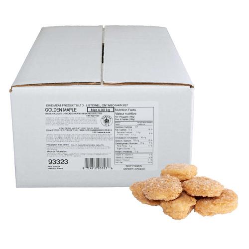 Golden Maple Frozen Chicken Nuggets 2×2kg