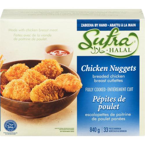 Sufra Chicken Nuggets 840g