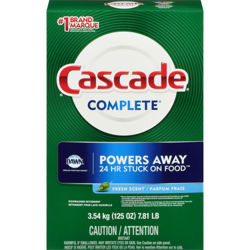 Cascade CASC COMP FRESH POWDER 3.54 kg