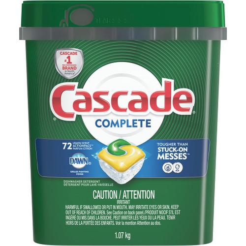 Cascade Complete, Citrus 72 ea