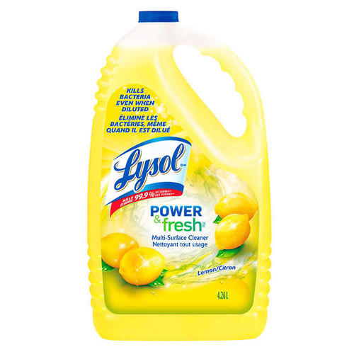 Lysol Power & Fresh Multi-surface Cleaner4.26 L