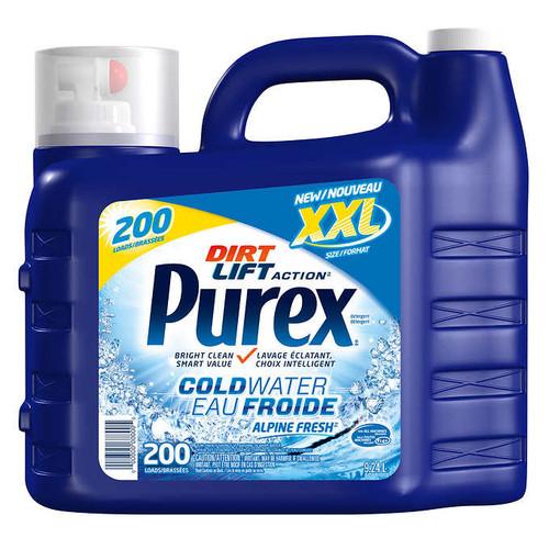 Purex Cold Water Laundry Detergent200 wash loads