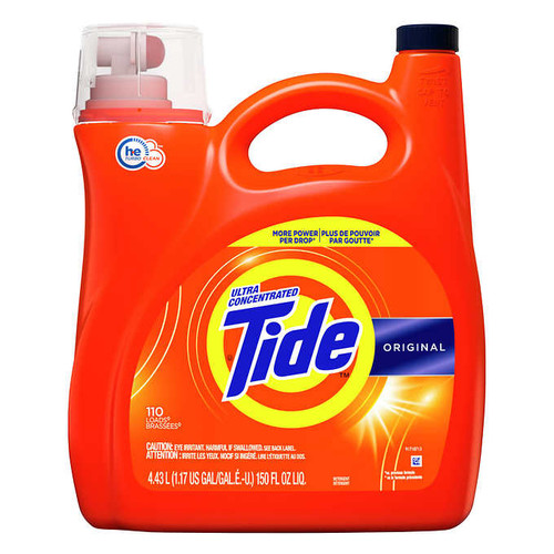 Tide HE Liquid Laundry Detergent110 wash loads