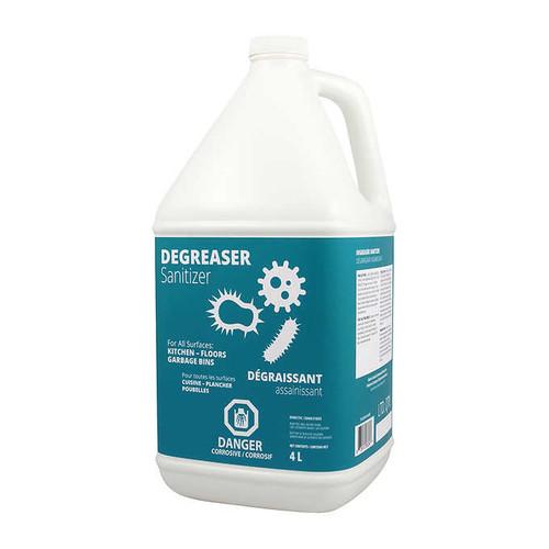 Chimisol Degreaser Sanitizer4L