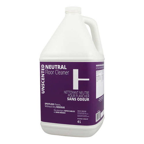 Chimisol Neutral Unscented Floor Cleaner4 L