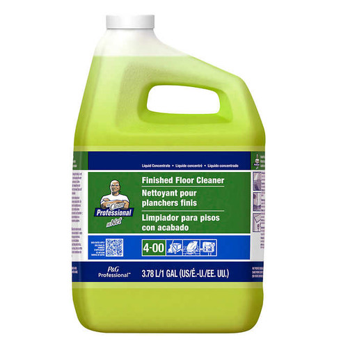 Mr. Clean Professional Finished Floor Cleaner3.78 L
