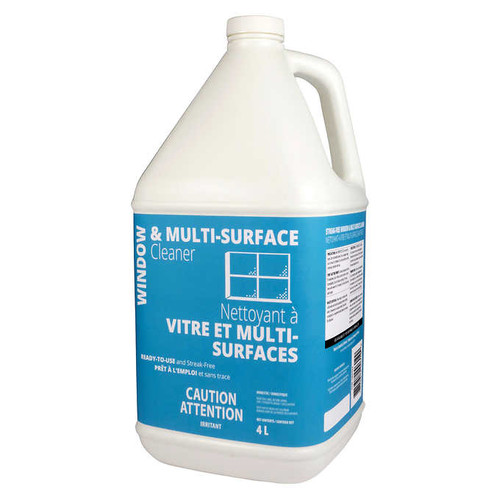 Chimisol Window and Multi-surface Cleaner4 L