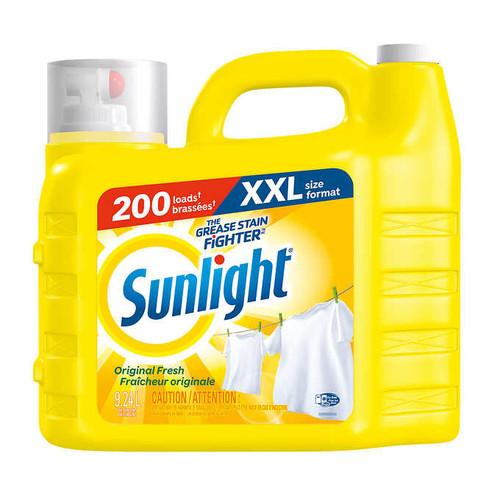 Sunlight Liquid Laundry Detergent200 wash loads