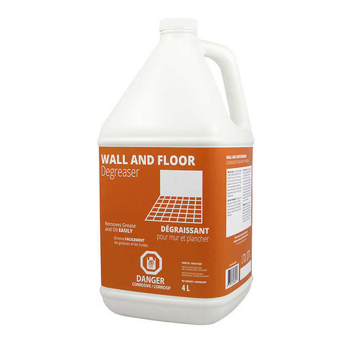 Chimisol Wall and Floor Degreaser4 L