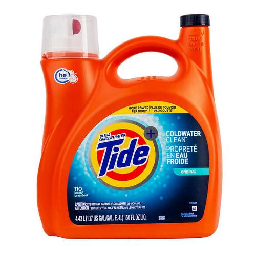 Tide Coldwater Clean Liquid Laundry Detergent110 wash loads