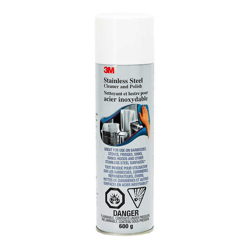 3M Stainless Steel Cleaner and Polish600 g