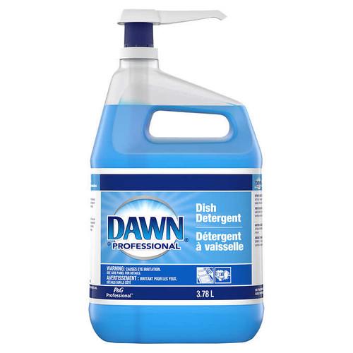 Dawn Professional Liquid Dish Detergent3.78 L