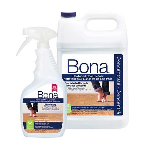 Bona Hardwood Floor Cleaner3.79 L + 947 mL