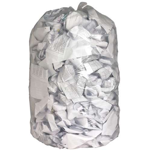 Garbage Bag Clear 20x22 Regular Strength 500/cs