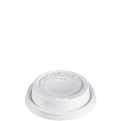 Dart Plastic Dome Lids For 8oz Foam Cups 1000/cs