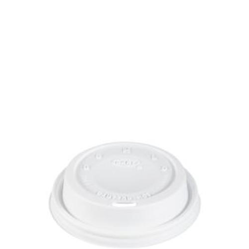 Dart Plastic Dome Lids For 10-14oz Foam Cups 1000/cs