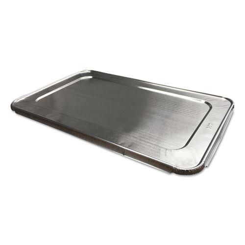 Aluminum Steam Table Lids for Full Size Pan, 50/cs
