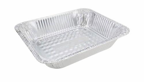 Aluminum Steam Table Pans, Half Size, Deep, 100/cs