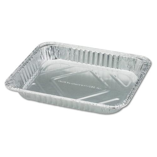 Aluminum Steam Table Pans, Half Size, Shallow, 100/cs